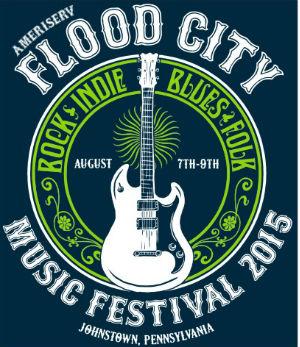 T shirt design unveiled flood city music festival for T shirt design festival