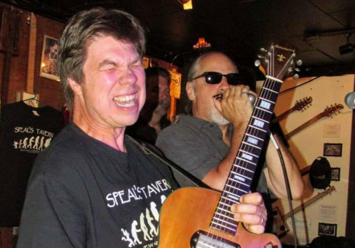 Adler & Barath Blues Band